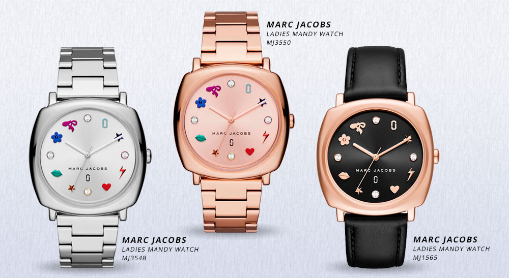 Marc Jacobs Relojes Mandy
