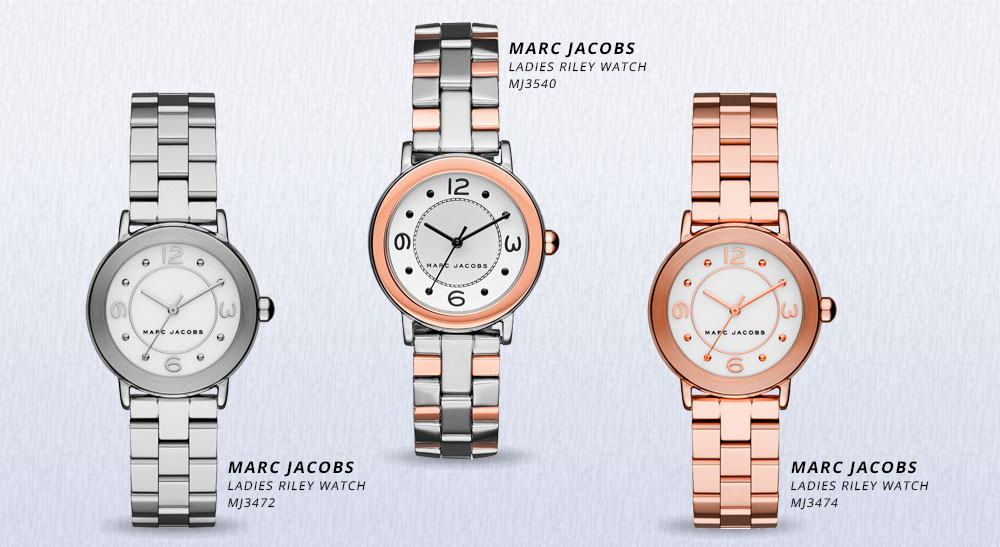 Marc Jacobs Relojes Riley