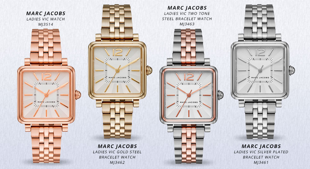 Marc Jacobs Relojes Vic